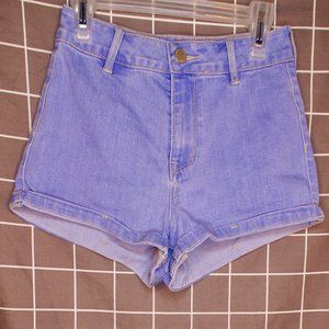 Cute denim shorts